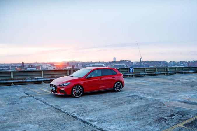 Hyundai i30N Performance 2018 PH 1