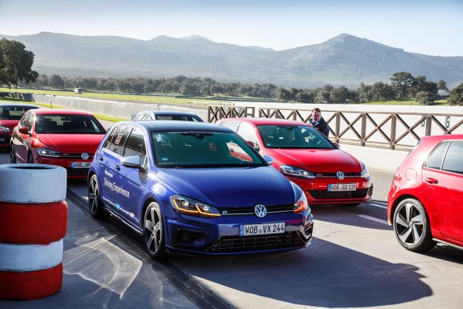 Volkswagen GTI Drive Day Event 15