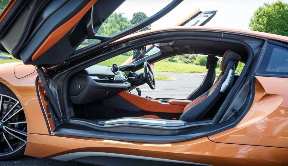 BMW i8 E Copper 11