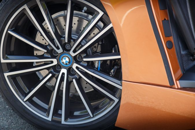 BMW i8 E Copper 14