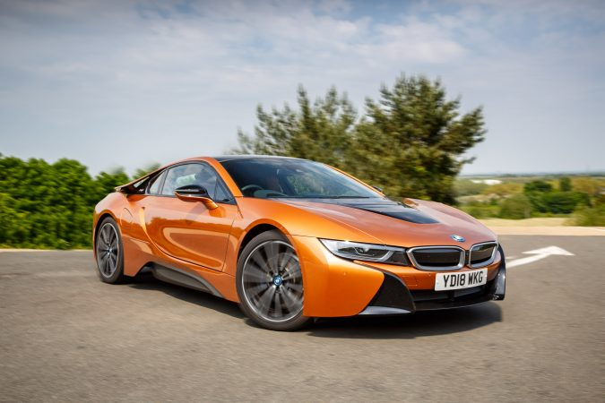 BMW i8 E Copper 16