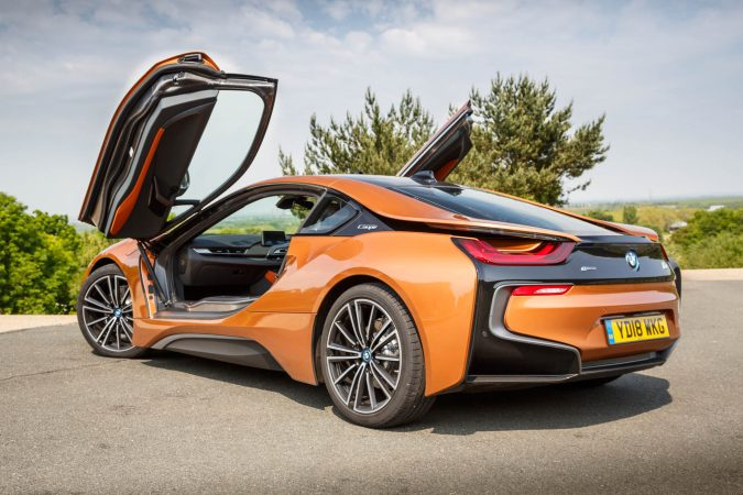 BMW i8 E Copper 21