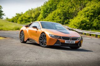 BMW i8 E Copper 35