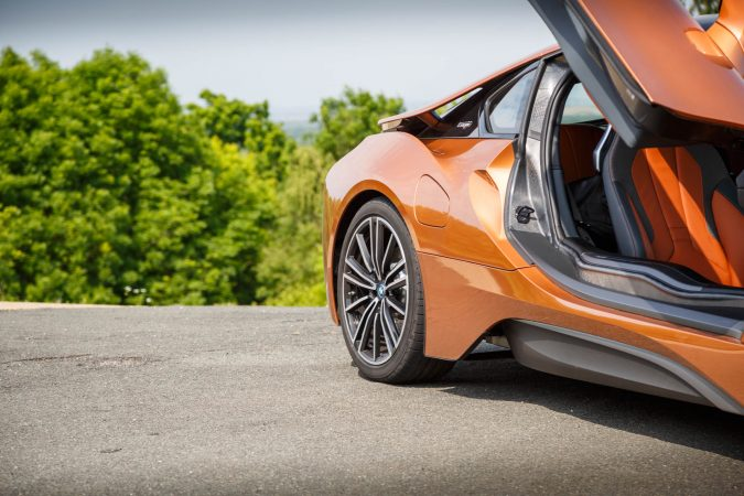 BMW i8 E Copper 6