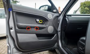 How to Replace Range Rover Evoque Door Locks 1