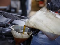 Motor Oil Disposal