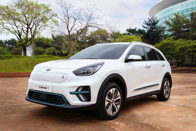 kia niro electric