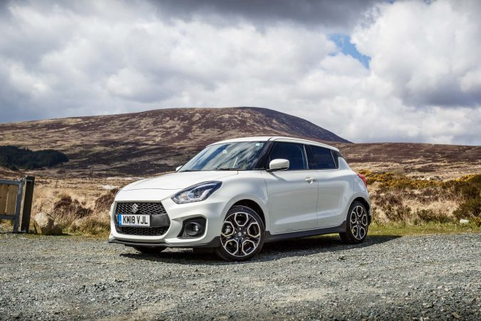 Suzuki Swift Sport 46