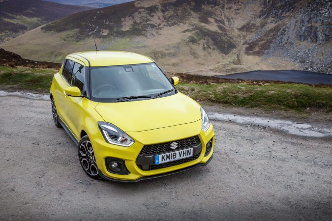 Suzuki Swift Sport 74