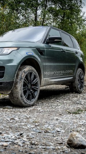 wallpaper of range rover 750 x 1334 px