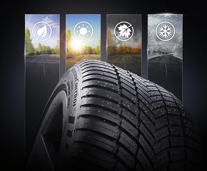 Bridgestone Weather Control A005 2