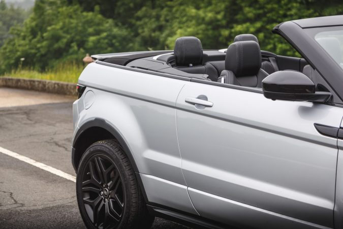 Land Rover Evoque Convertible 16