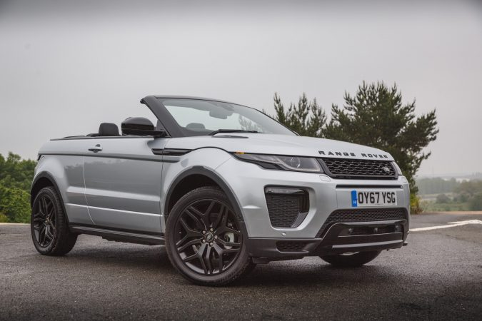 Land Rover Evoque Convertible 6