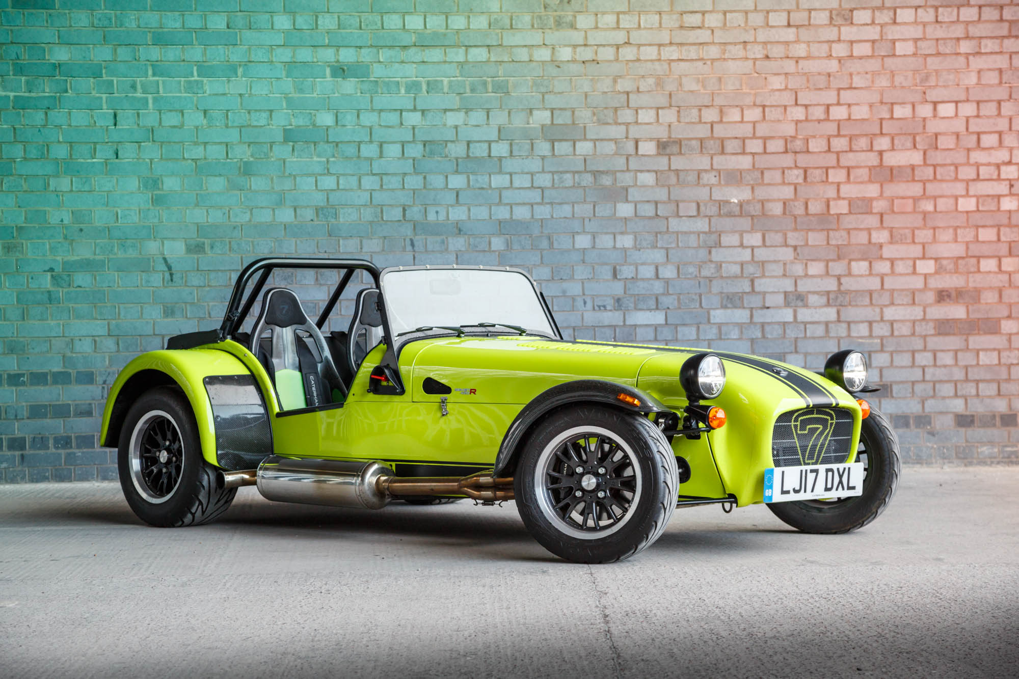 My Kia Performance >> Caterham Seven 420R 2018 Gallery