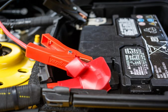 Your car's battery can wear out over time, or connectors can be knocked loose.