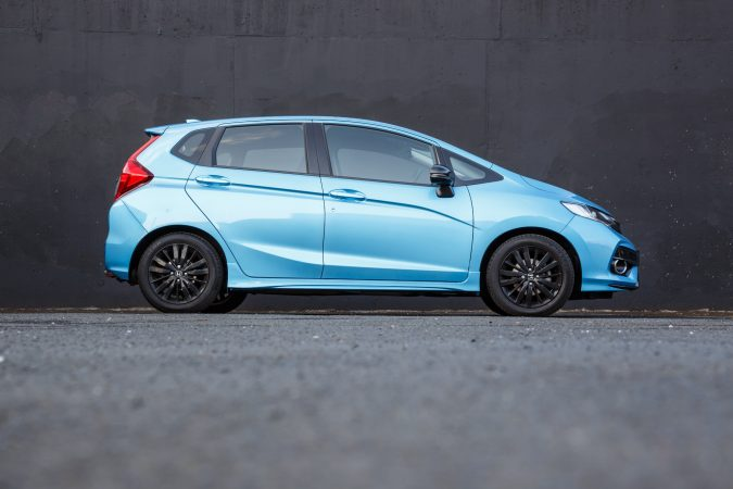 Honda Jazz Sport Review