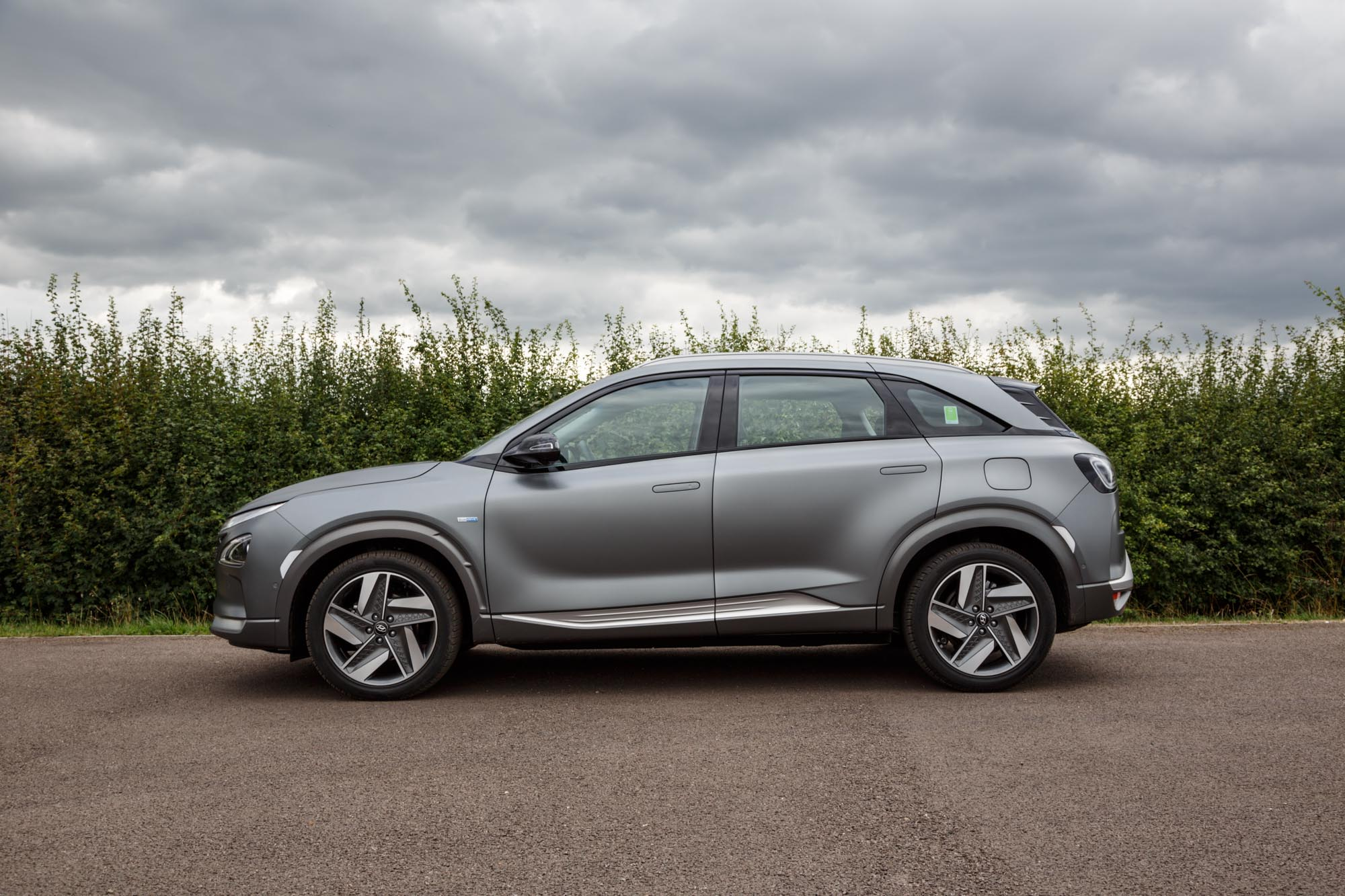 Hyundai NEXO - What Is It Like To Drive a Hydrogen Fuel Cell