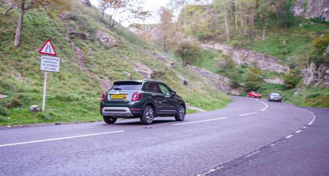 500X Driving Fiat Reliability