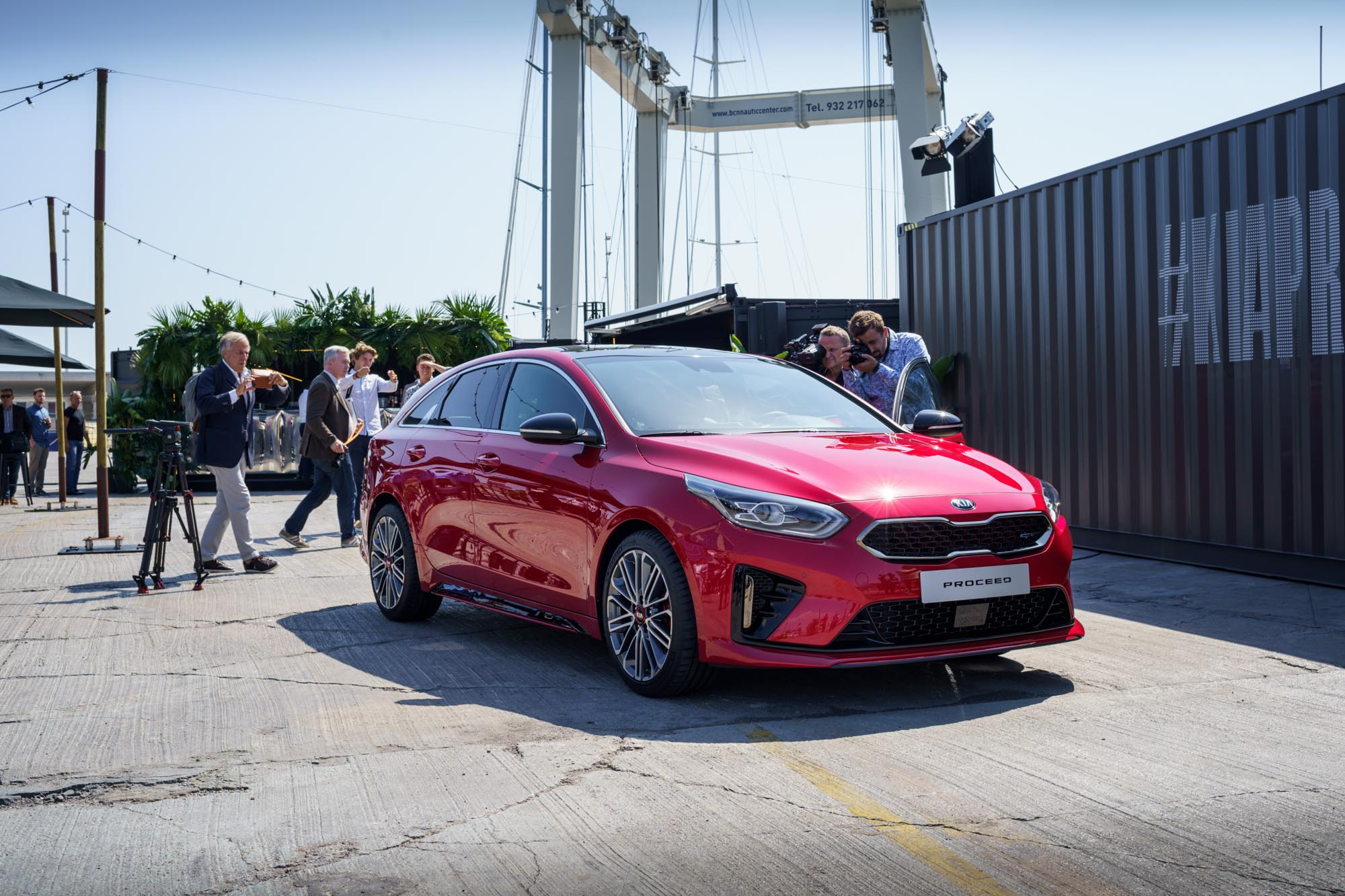 All New Kia Proceed Preview