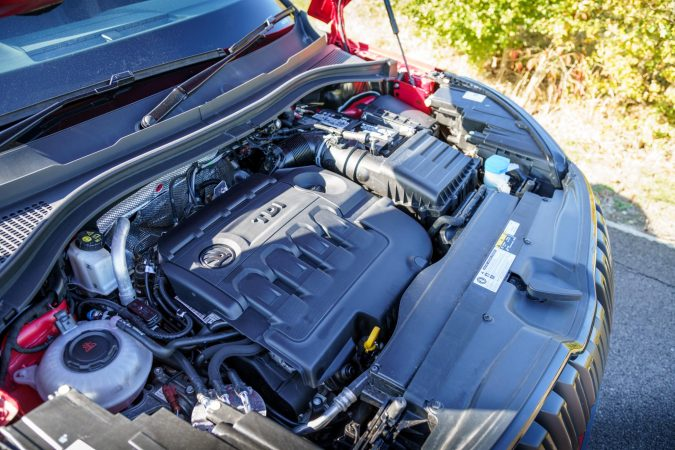 Skoda Kodiaq Review 2.0-litre TDI Engine