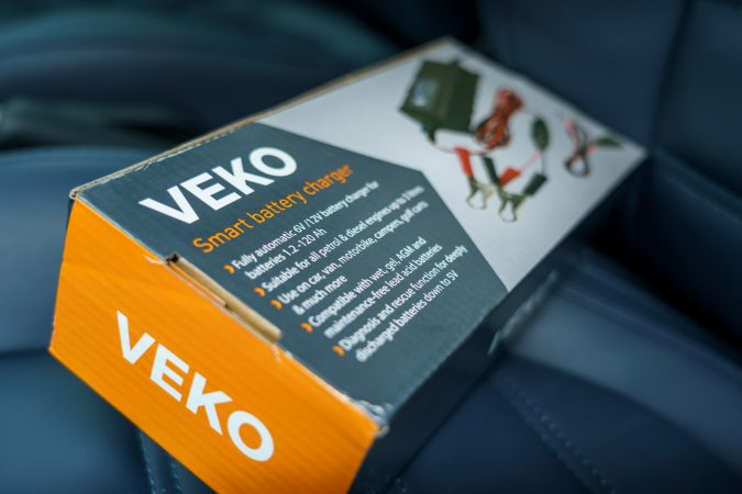 Veko smart battery charger review testing