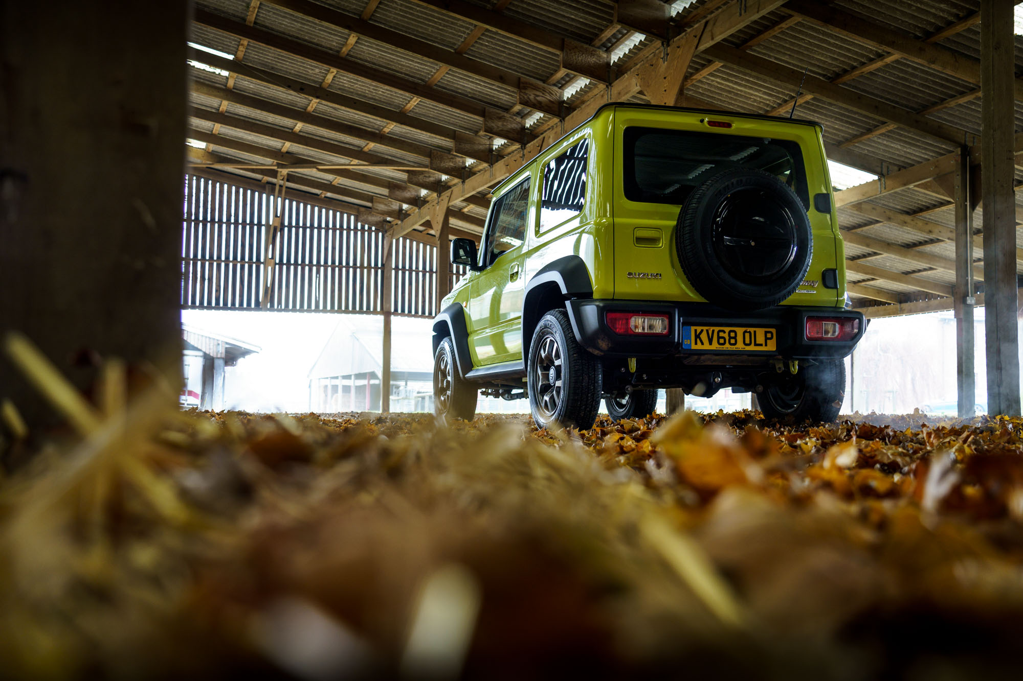 Suzuki Jimny 2019 SZ5 Review (Small Off Road Car - £17,999)