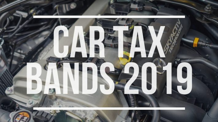 Car Tax Bands 2019 Road Rates For New Used Cars
