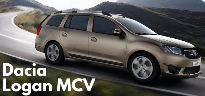 Cheapest New Car UK - Number 3 Dacia Logan MCV