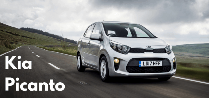 Cheapest New Car UK - Number 12 Kia Picanto