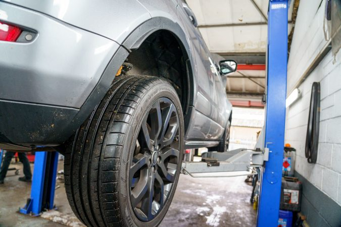 Driving and treating your car gently is a good way to ensure the lifespan of the suspension.