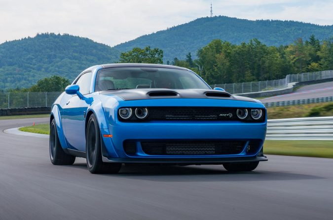 Dodge Charger vs Challenger - 2019 Dodge Challenger SRT Hellcat Redeye Widebody