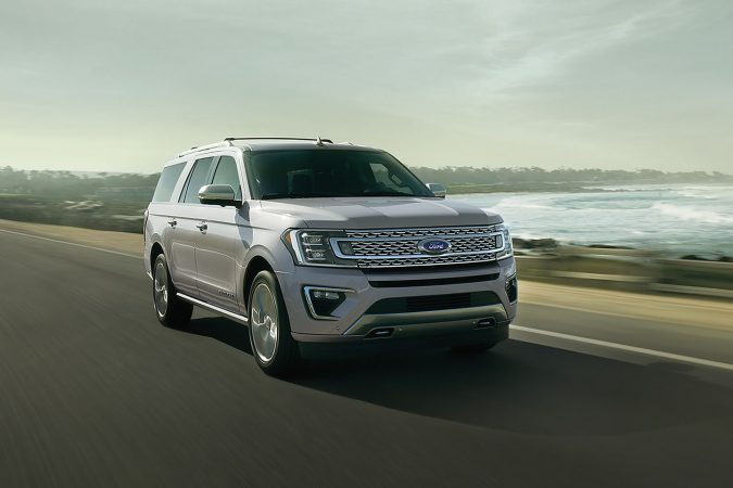 best family suv with 3rd row