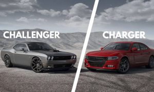 DODGE CHARGER VS CHALLENGER