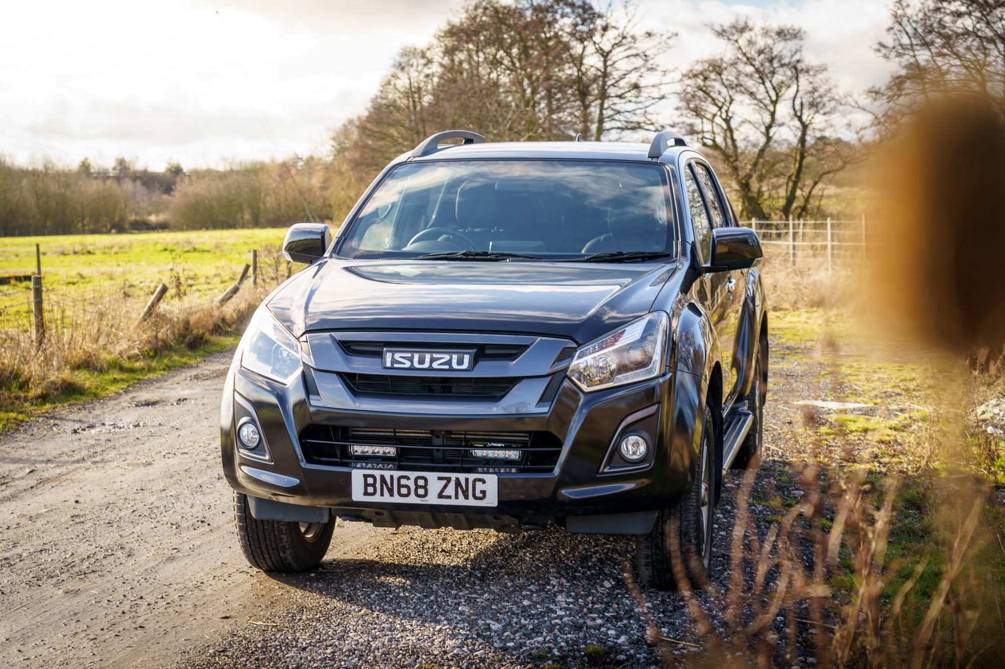 2019 Isuzu D-Max Blade Review
