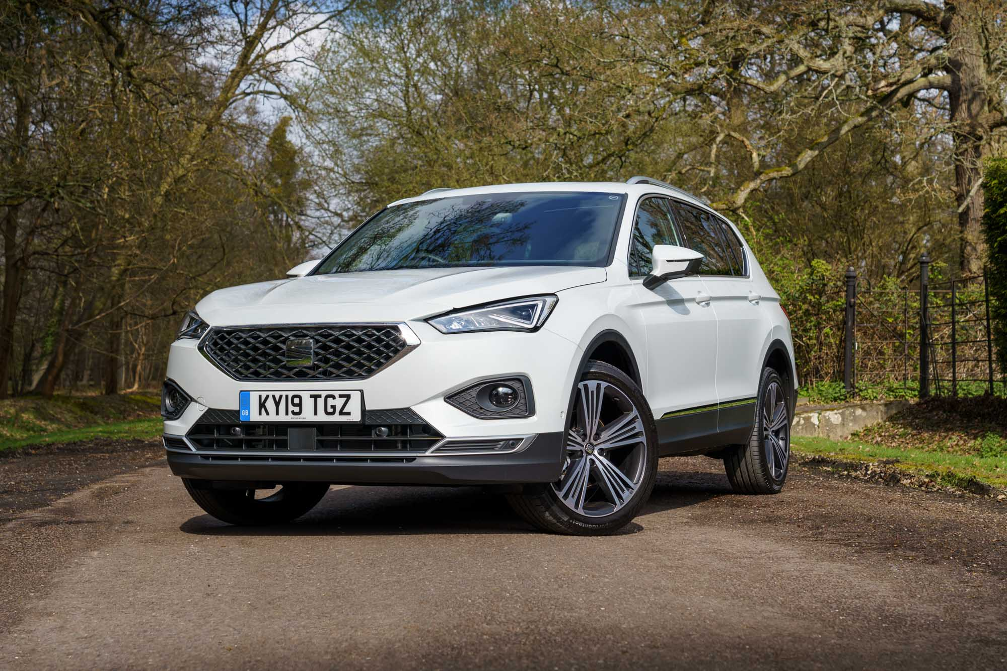 seat tarraco xcellence  edition review
