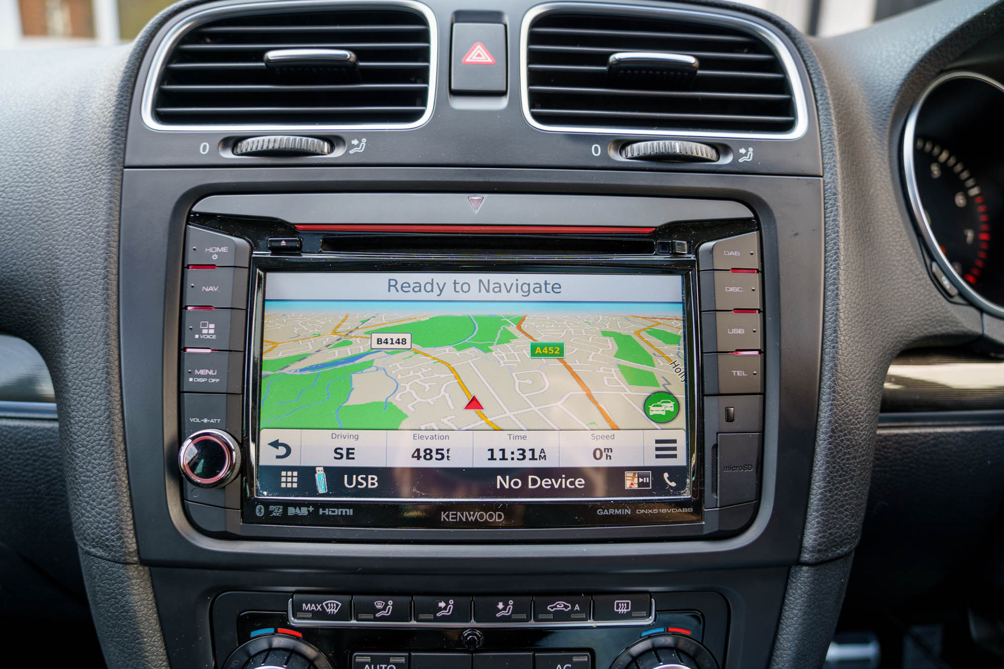 Kenwood DNX518VDABS Review For the Volkswagen Golf MK6 on kenwood dnx5120 map update, garmin products, kenwood dnx5120 garmin update, garmin map models,