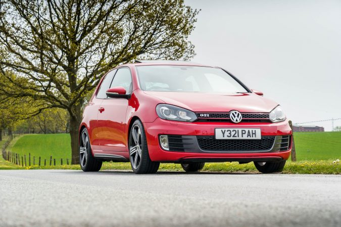 GTI MK6 GOLF VW Front Red