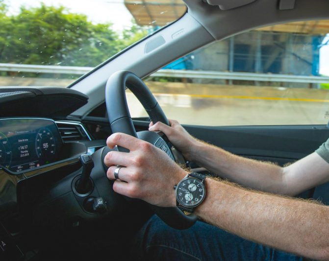 Much of the symptoms of bad transmission fluids can be felt while driving.
