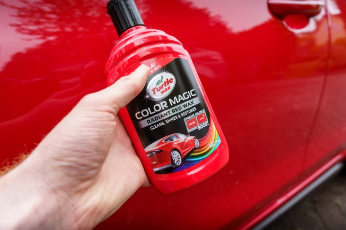 Restore Car Paintwork Scratch Repair