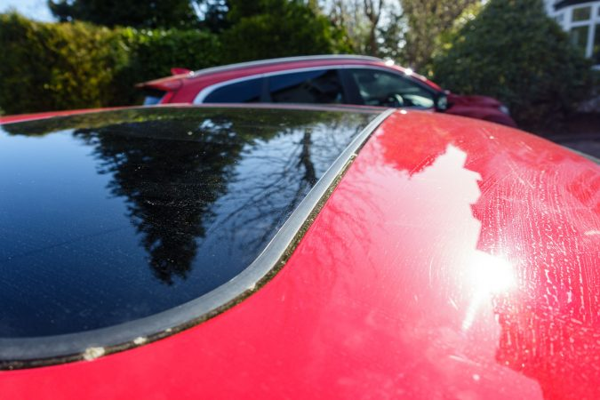 Grime in the seals - Restore Car Paintwork