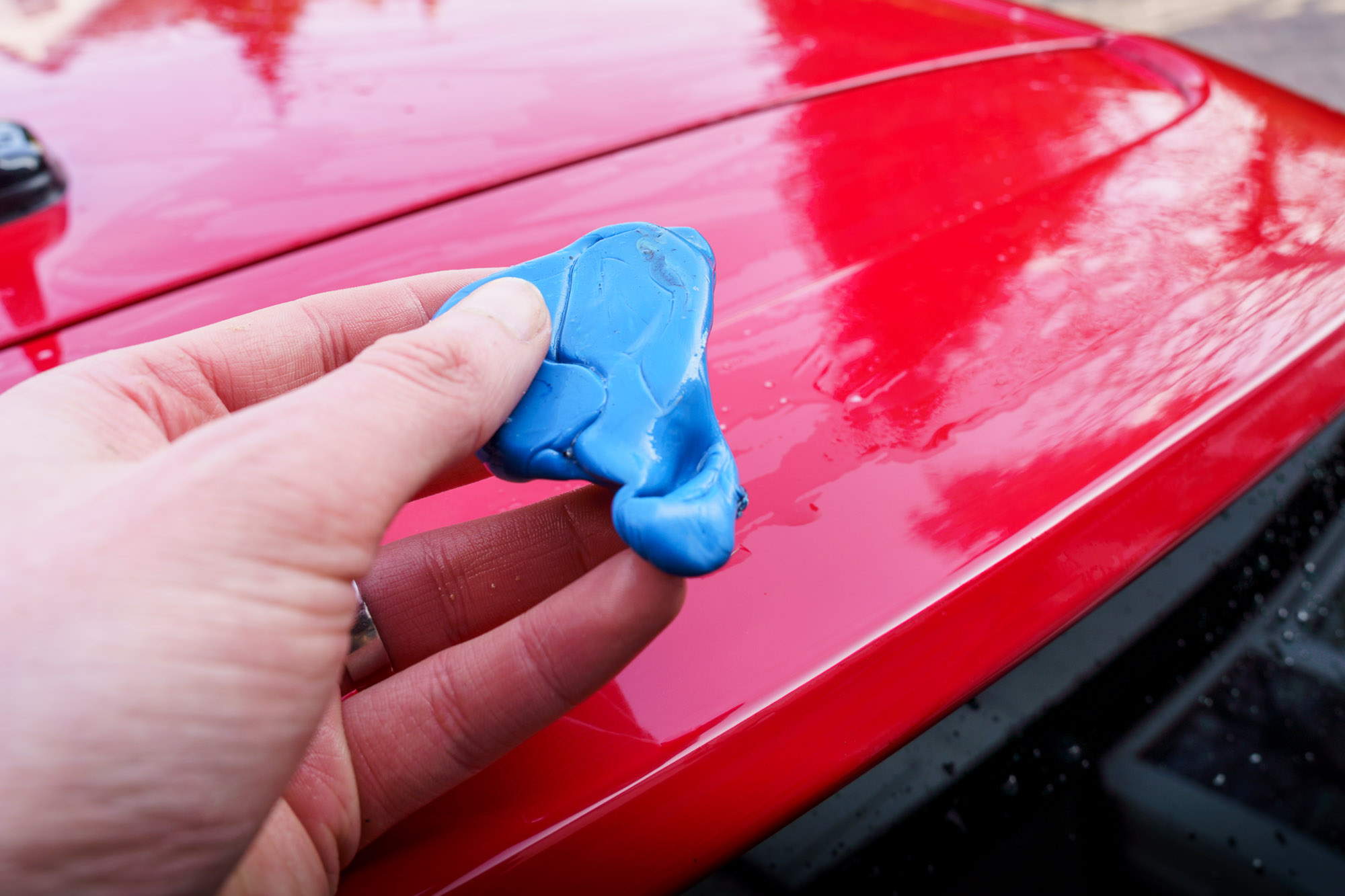 Restore Car Paintwork Guide To Restoring A 10 Year Old