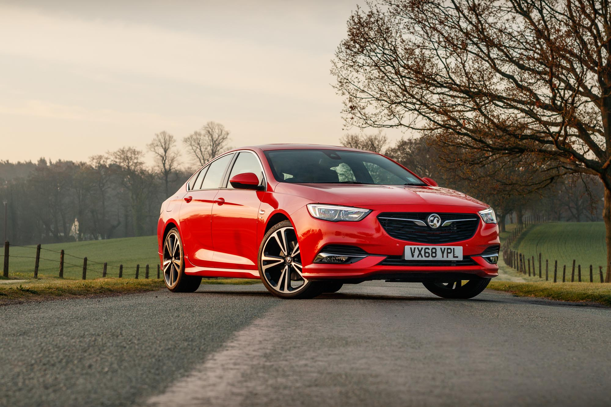 Vauxhall Insignia Grand Sport SRI VX-Line Review