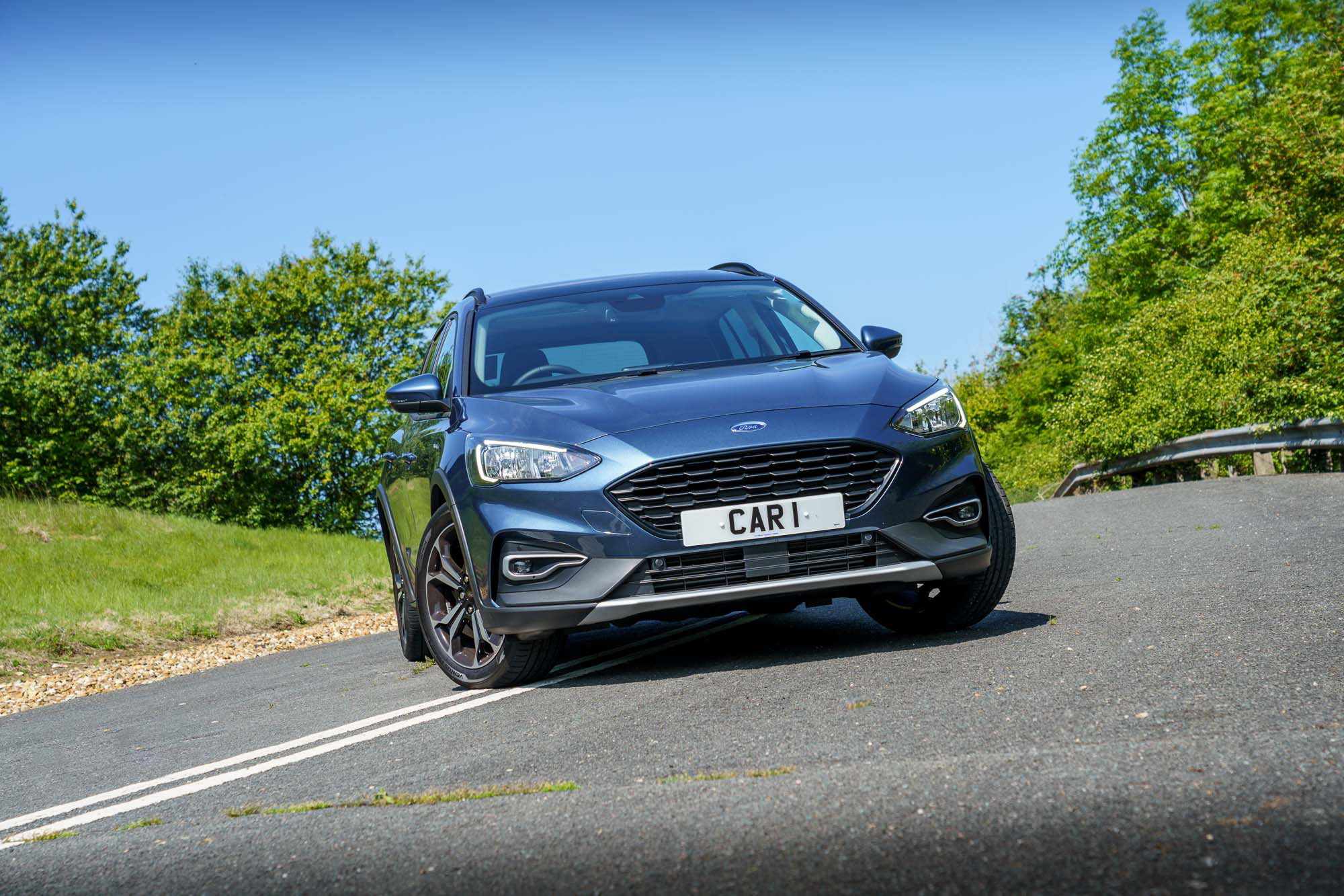 2019 Ford Focus Active X Estate Review