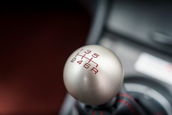 FN2 Type R Gear stick
