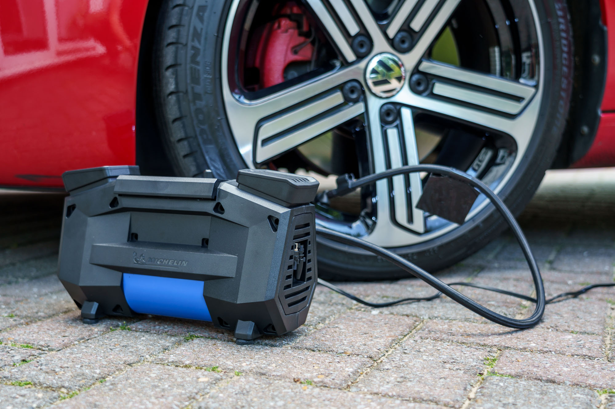 Michelin Tyre Inflator Review