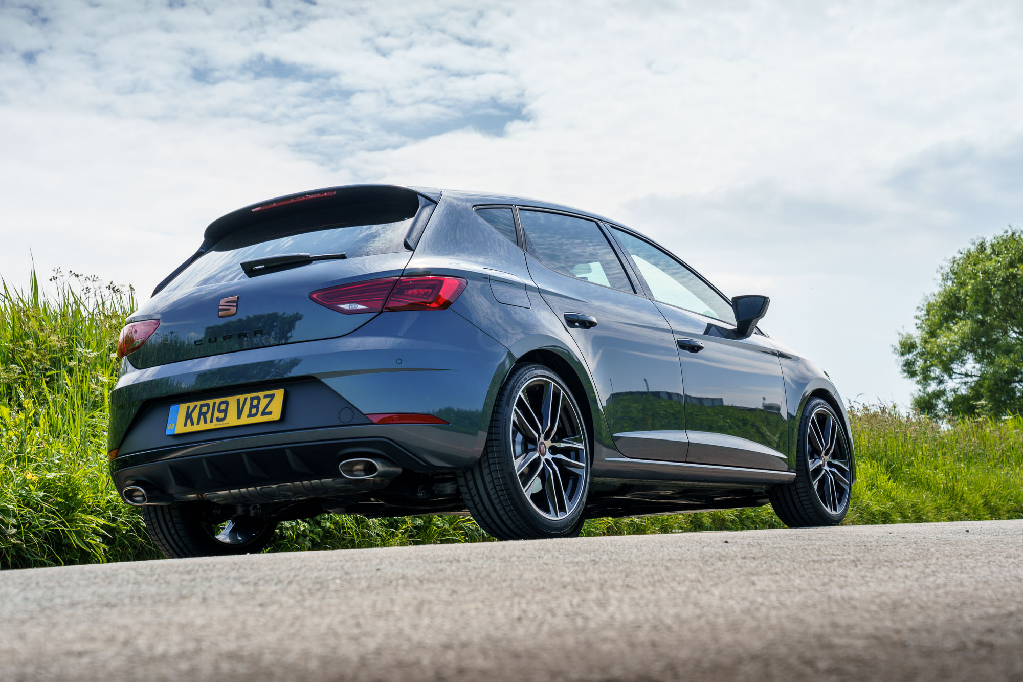 2019 SEAT Leon CUPRA Review