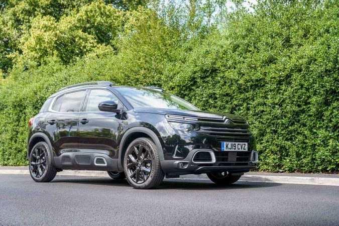 Citroen C5 Aircross Flair Plus Black