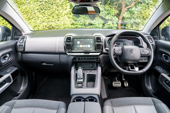 Citroen C5 Aircross Flair Plus Interior