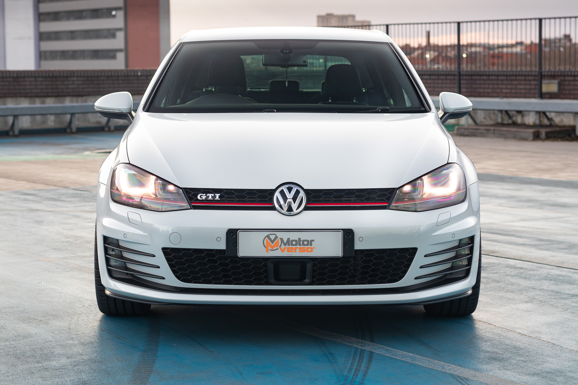 The Vw Golf Mk7 Gti Project
