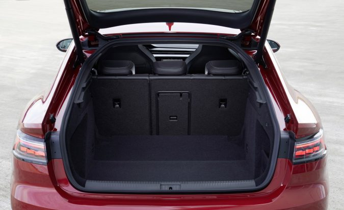 Volkswagen Arteon Boot Space